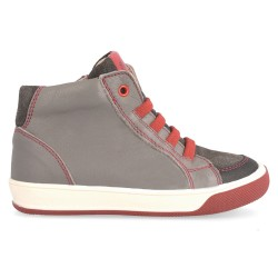 Boys´ leather booties Fede