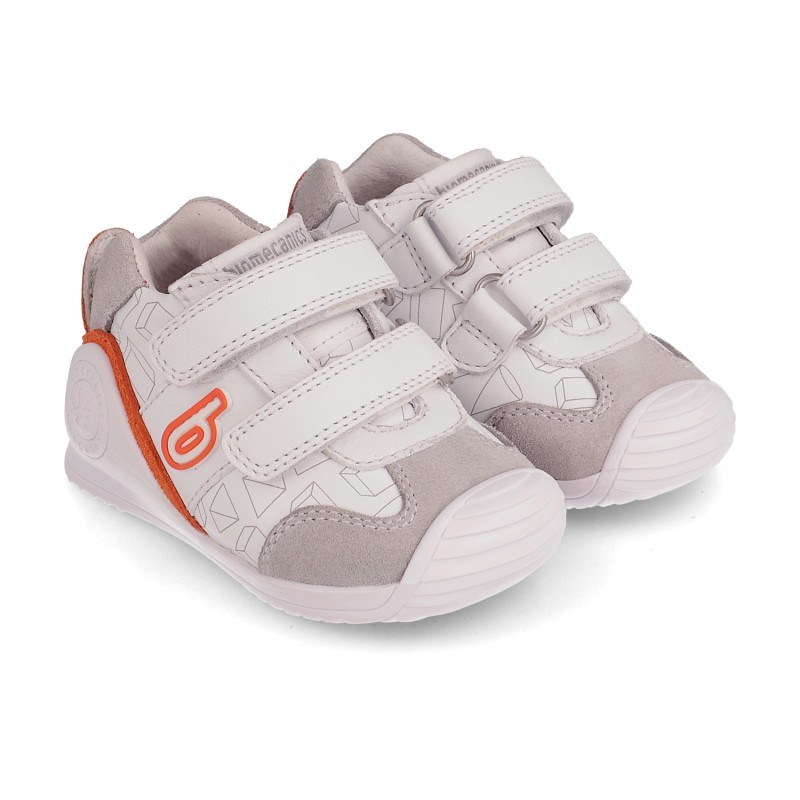 Sneakers for baby Moi