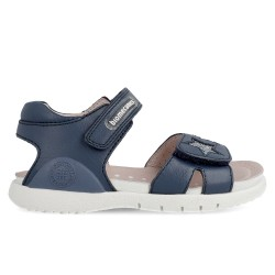 Leather sandals for girl Yamila