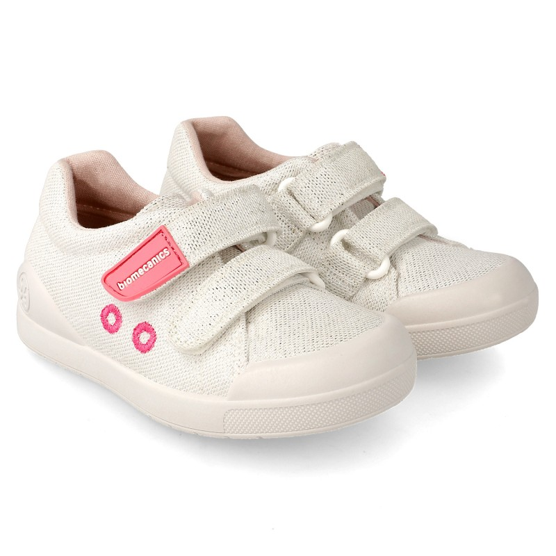 Canvas sneakers for girl Guiomar