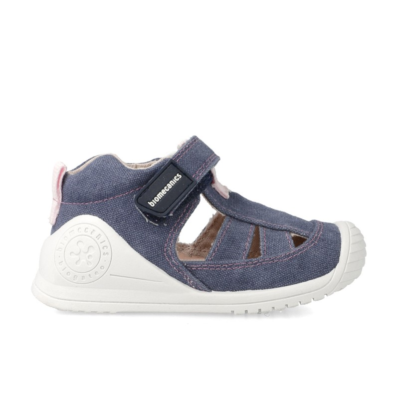 Canvas sneakers for boy or girl Sasha