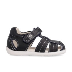 Leather sandals for kids Nain