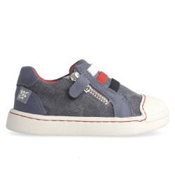 Canvas trainers for boy Cosme