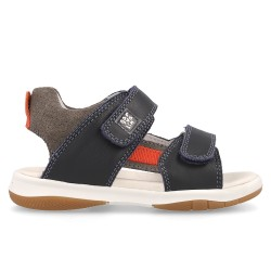 Leather sandals for boy Mauro