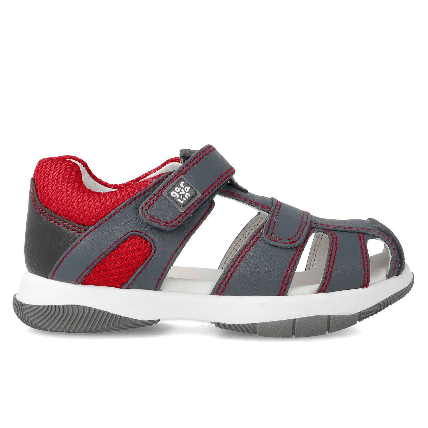 Leather sandals for boy César
