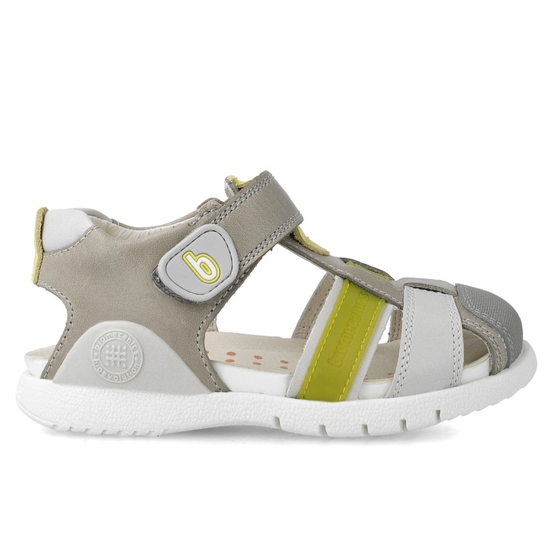 Boys leather sandals Fred