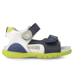 Boys leather sandals Flavio