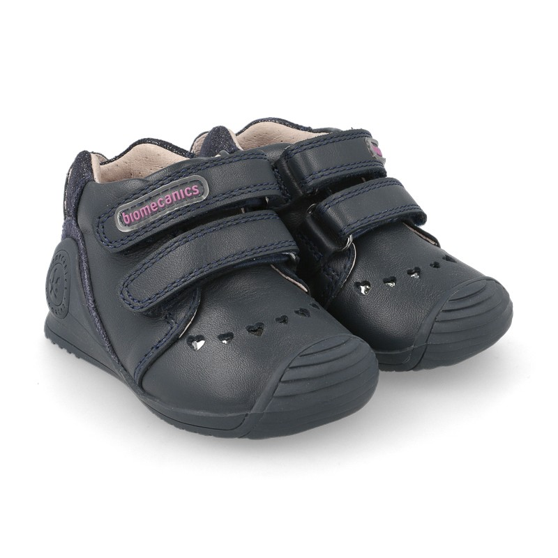 Ankle boot for baby Brigitte