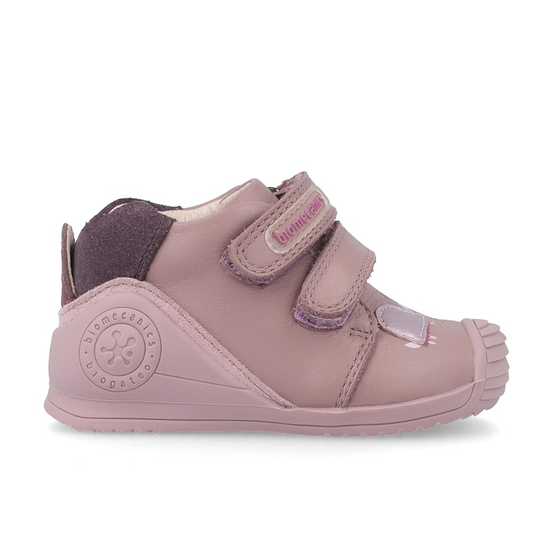 Ankle boot for baby Estela
