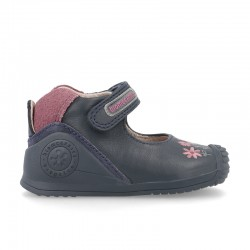 Leather baby girl shoes Greta
