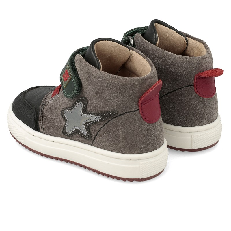 Ankle boot for boys