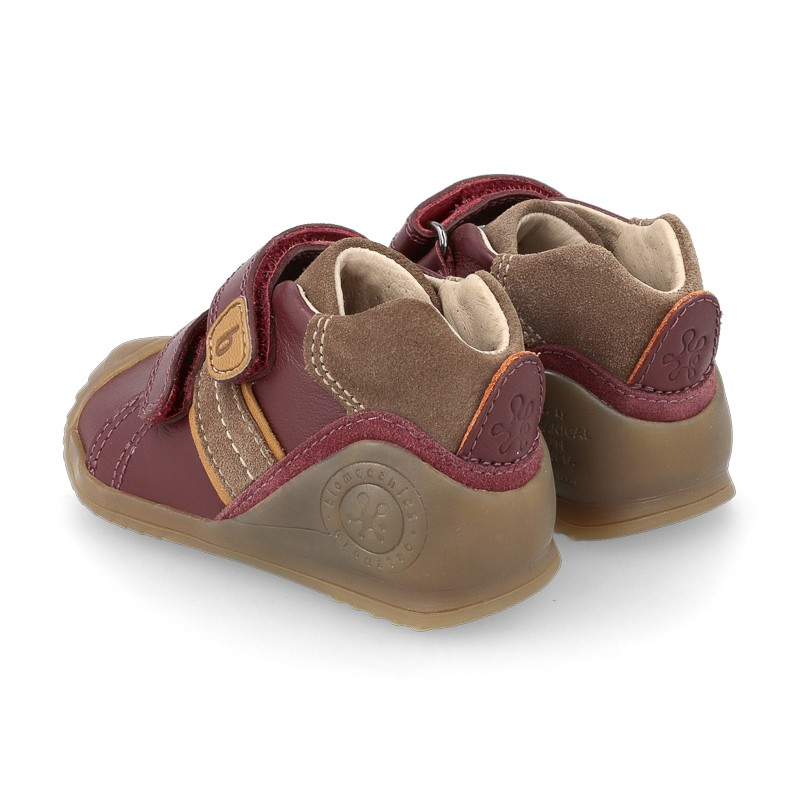 Ankle boot for baby Jorge