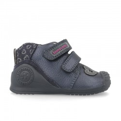 Ankle boot for baby Geraldine