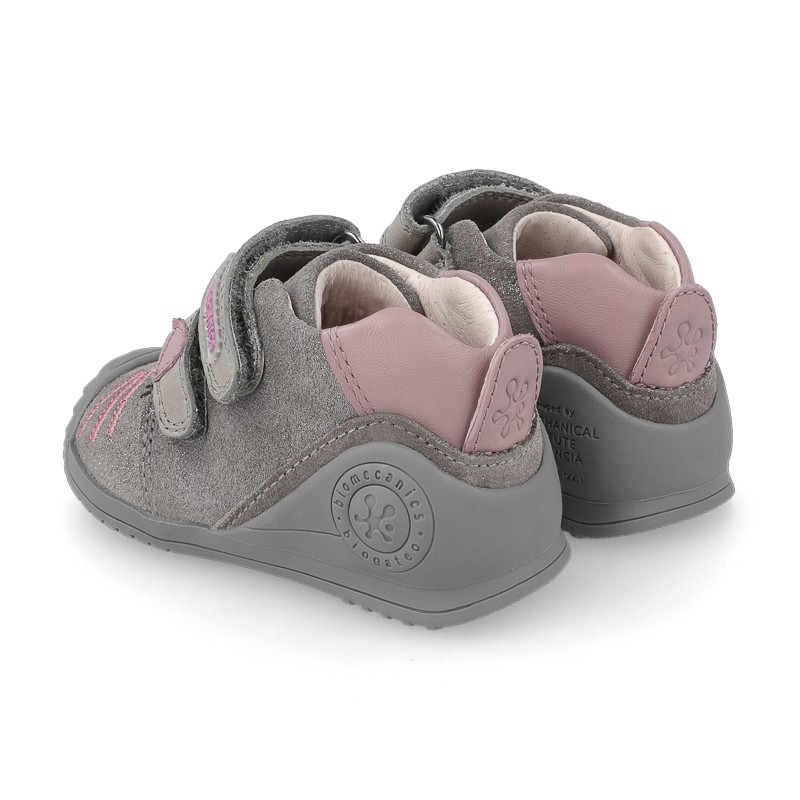 Ankle boot for baby Luna