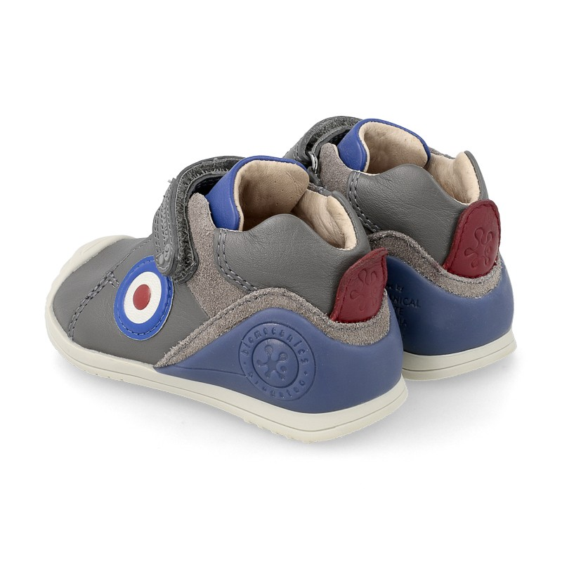 Ankle boot for baby Heiko