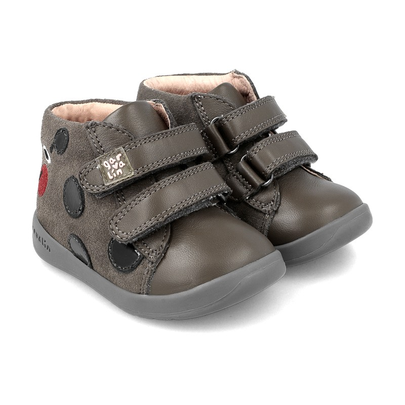 Leather Ankle boot for baby