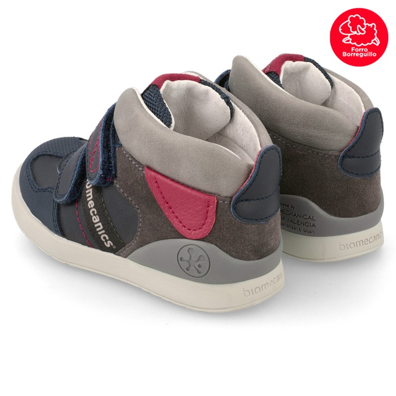Ankle boot for boy