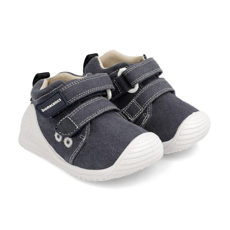 Canvas sneakers for baby Yamir
