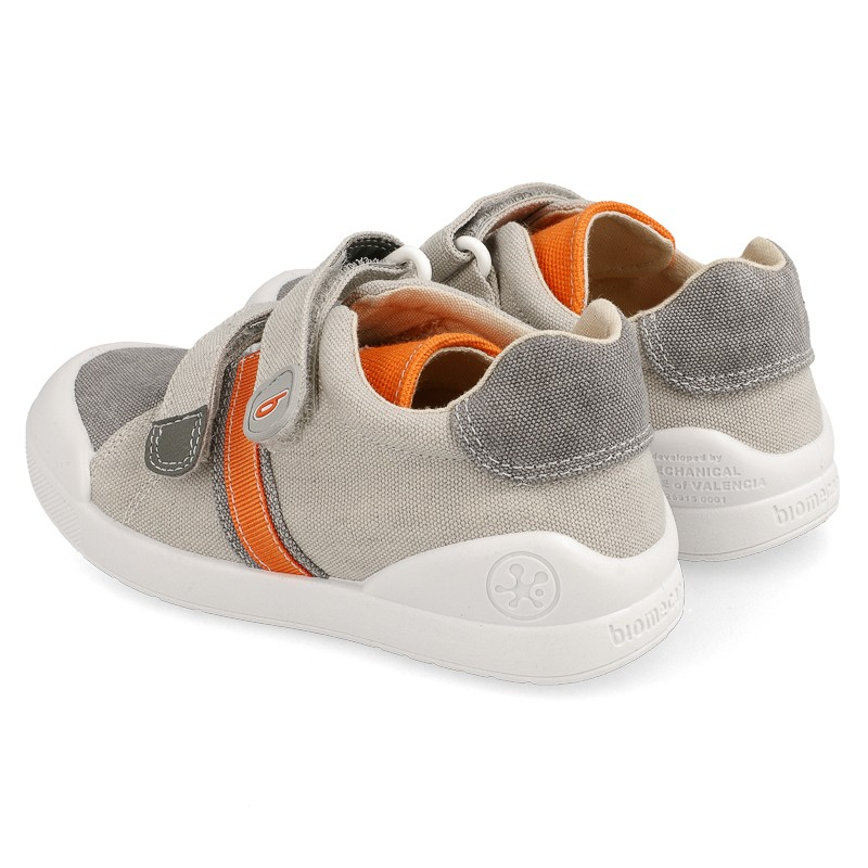 Canvas sneakers for boy Edel