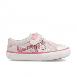 Canvas sneakers for girl Mey