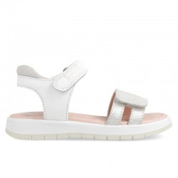 Leather sandals for girl Kira