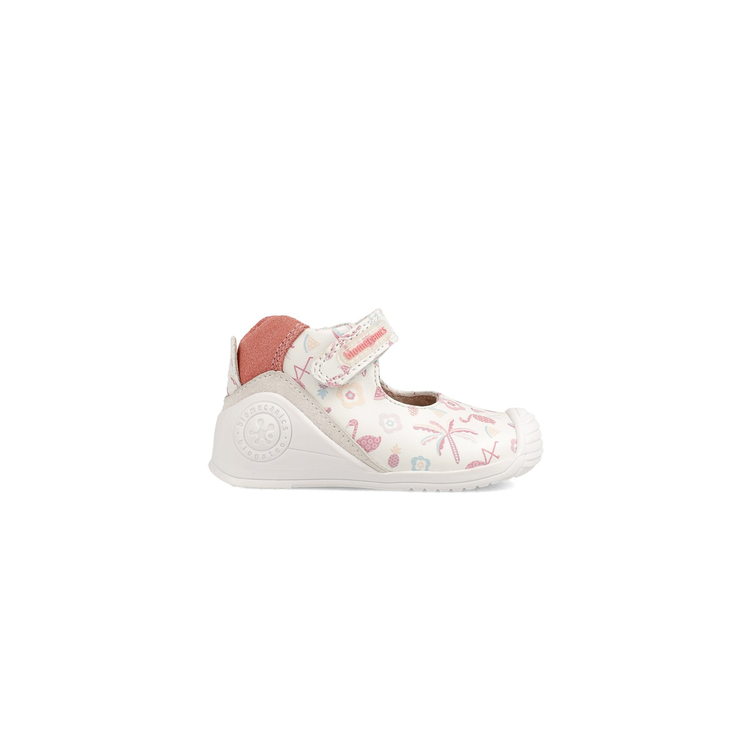Leather shoes for baby girl Lara