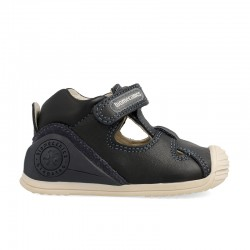 Leather sandals for girl or boy Jelany