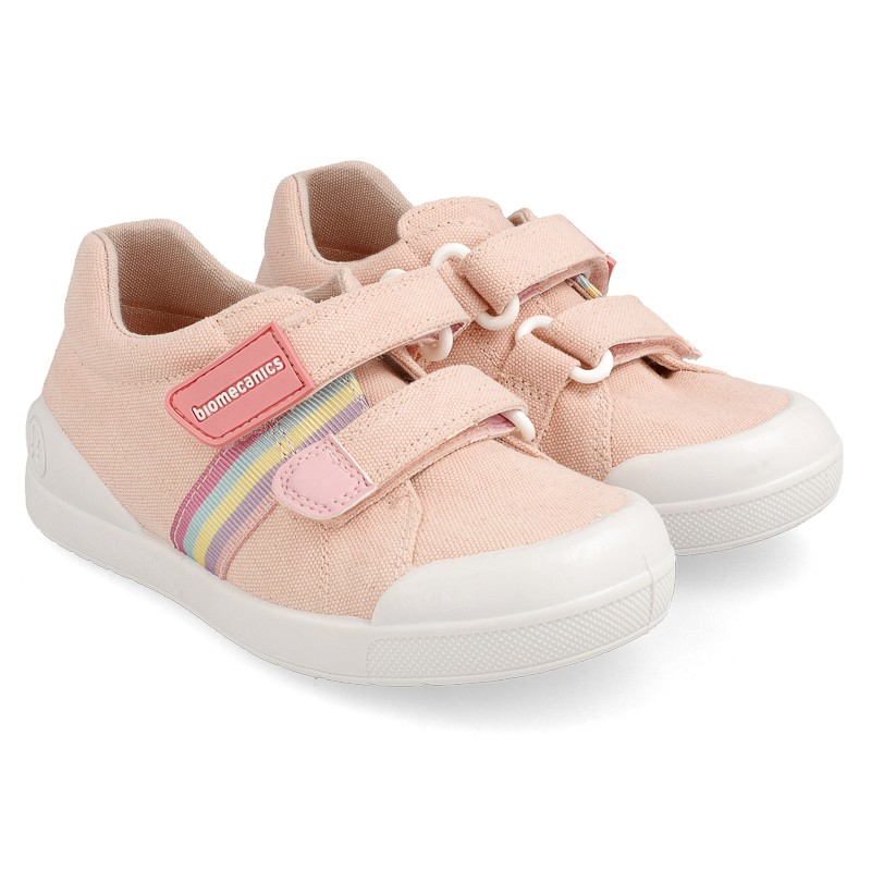 Canvas sneakers for girl Gretel