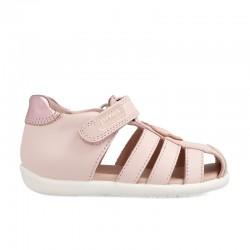 Leather sandals for baby girl Beth
