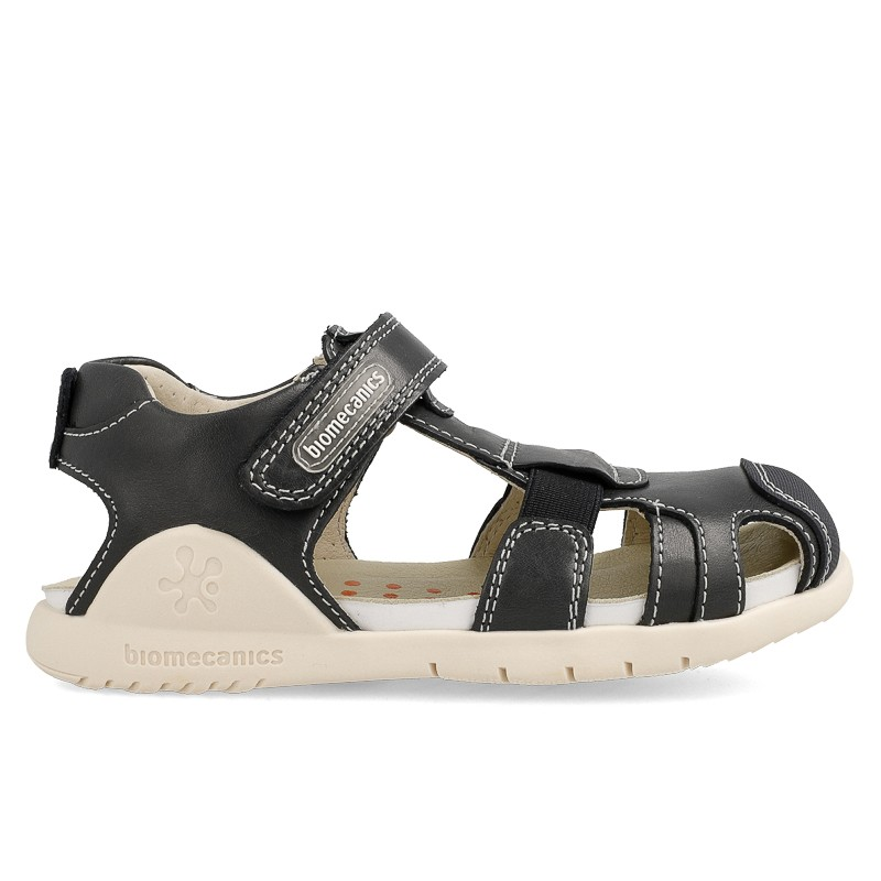 Leather sandals for boy Fidel