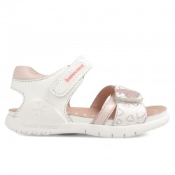 Leather sandals for girl Astrid