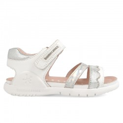 Leather sandals for girl Celsa