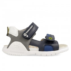 Leather sandals for boy or girl Inay
