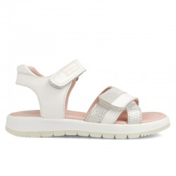 Leather sandals for girl Nila