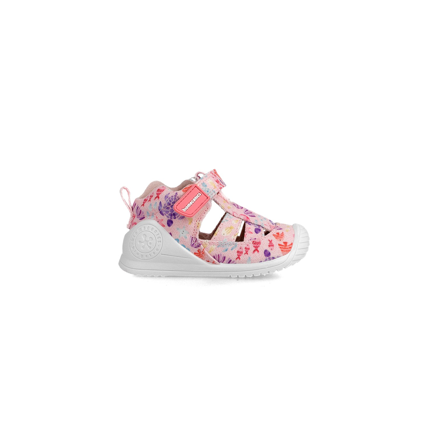 Canvas sneakers for baby Irina
