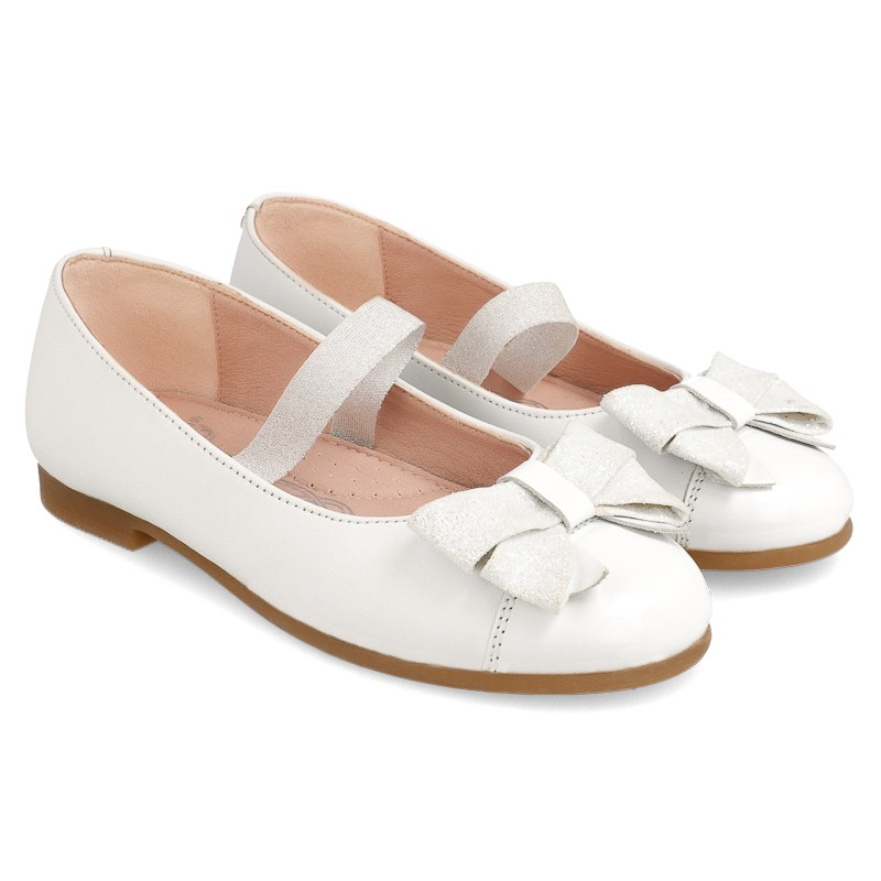 Leather shoes for girl Bluma