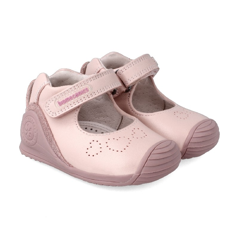 Leather baby girl shoes Daenerys