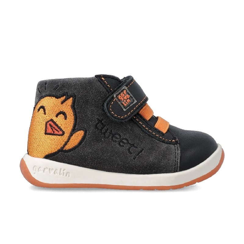 Ankle boot for boy Chaim