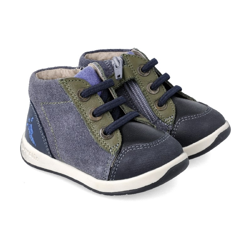 Ankle boot for boy Egan