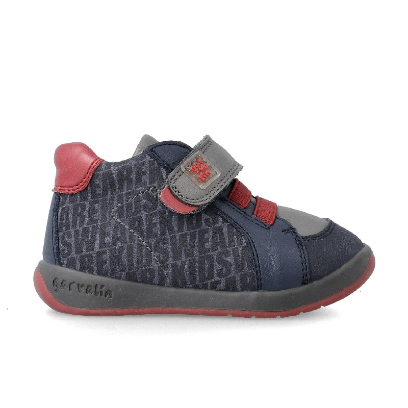Ankle boot for boy Elmo