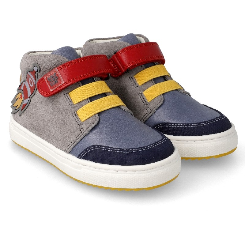 Ankle boot for boy Selmo