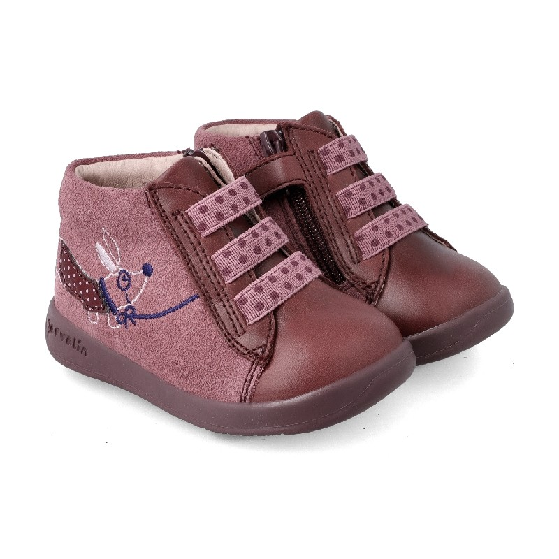 Ankle boot for girl Fedora