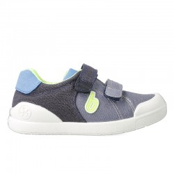 Canvas sneakers for boy Koldo