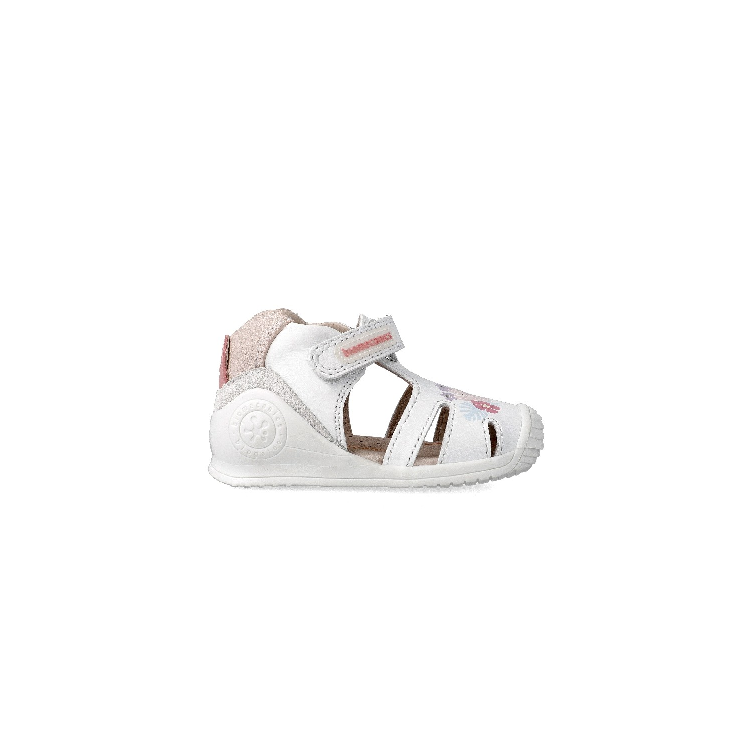 Leather sandals for girl Daphne