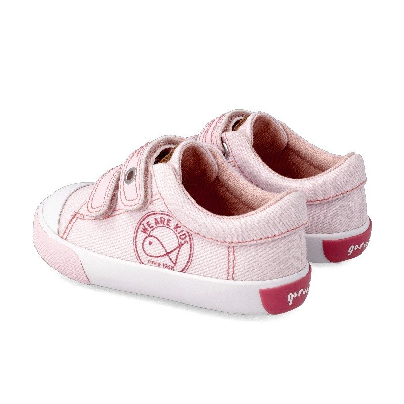 Canvas sneakers for boy and girl Miren