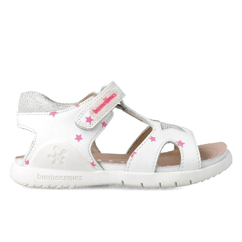 Leather sandals for girl June