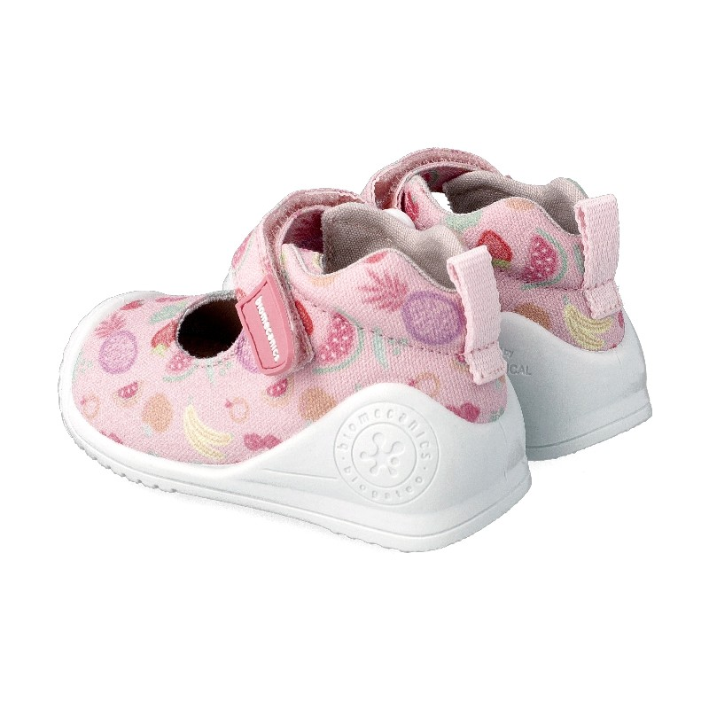 Canvas shoes for baby Yashi