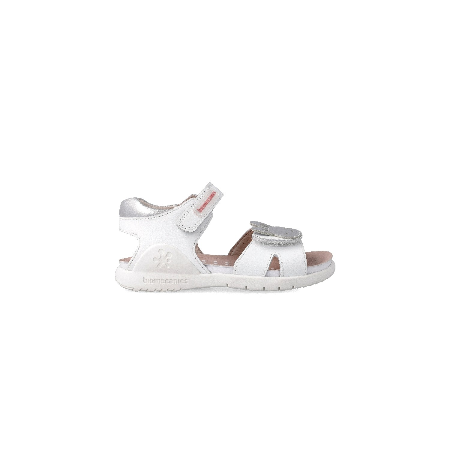 Leather sandals for girl Adina