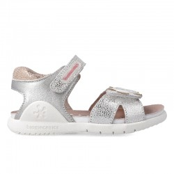 Leather sandals for girl Talia