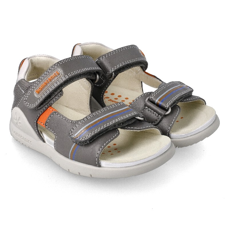 Leather sandals for boy Xorxe